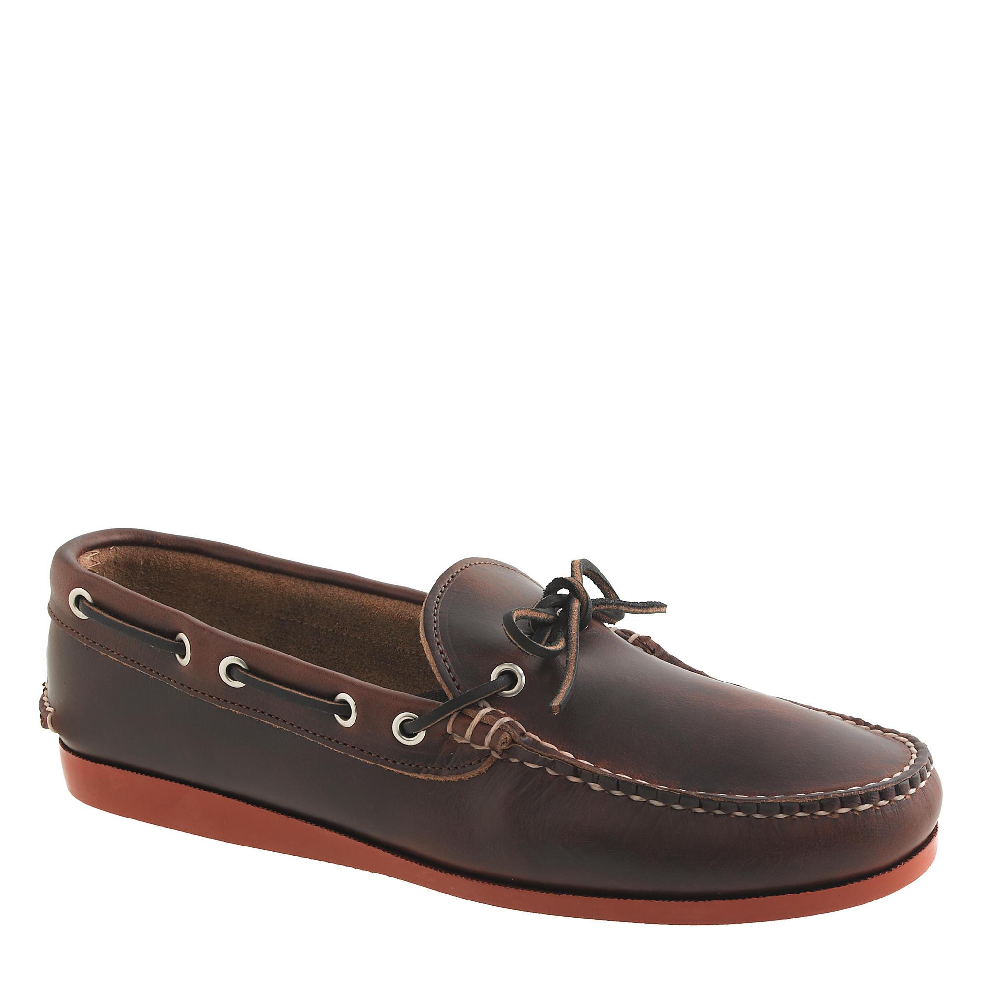 Leather Canoe Shoes