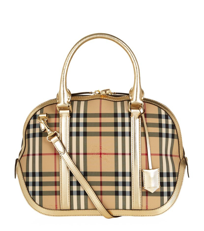 365f1e8fa4e4 Gallery. Previously sold at  Harrods · Women s Bowling Bags Women s Burberry  Horseferry Women s Burberry Orchard ...