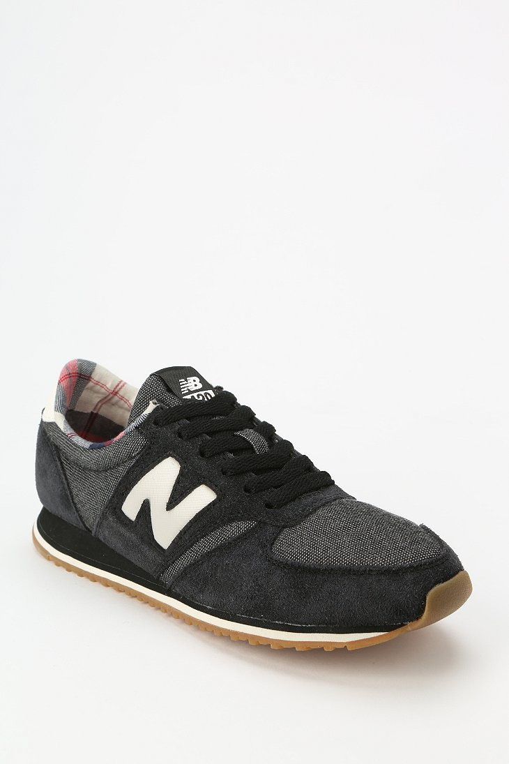new balance luxe classic 420 sneakers