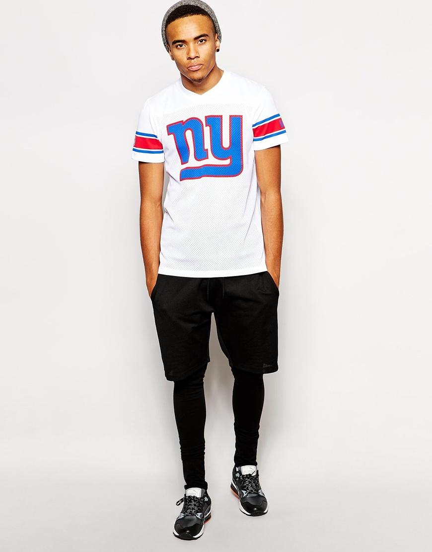 d2c07df24 Lyst - KTZ Nfl New York Giants Supporters Jersey in White for Men