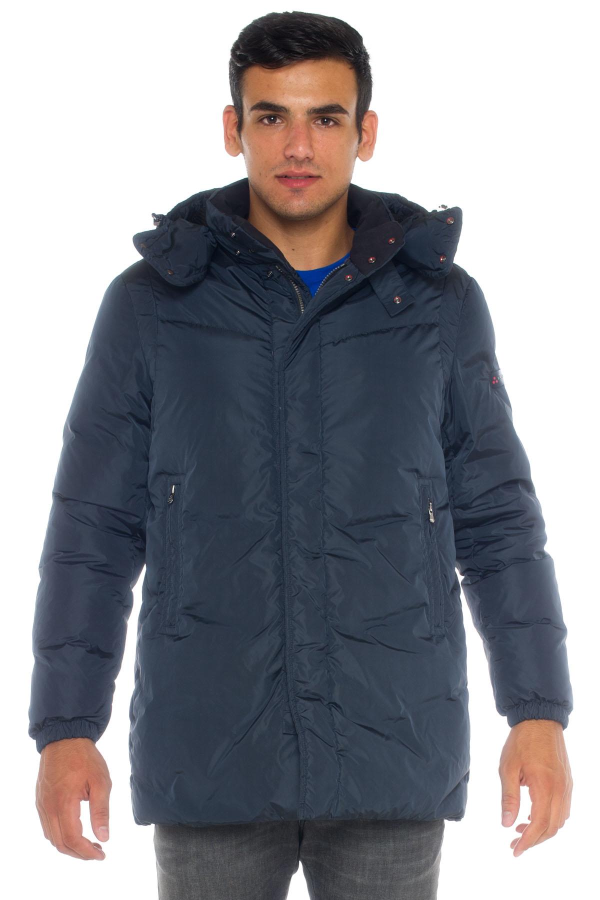 Peuterey Nylon Jacket Lubitel in Blue for Men (Blu)