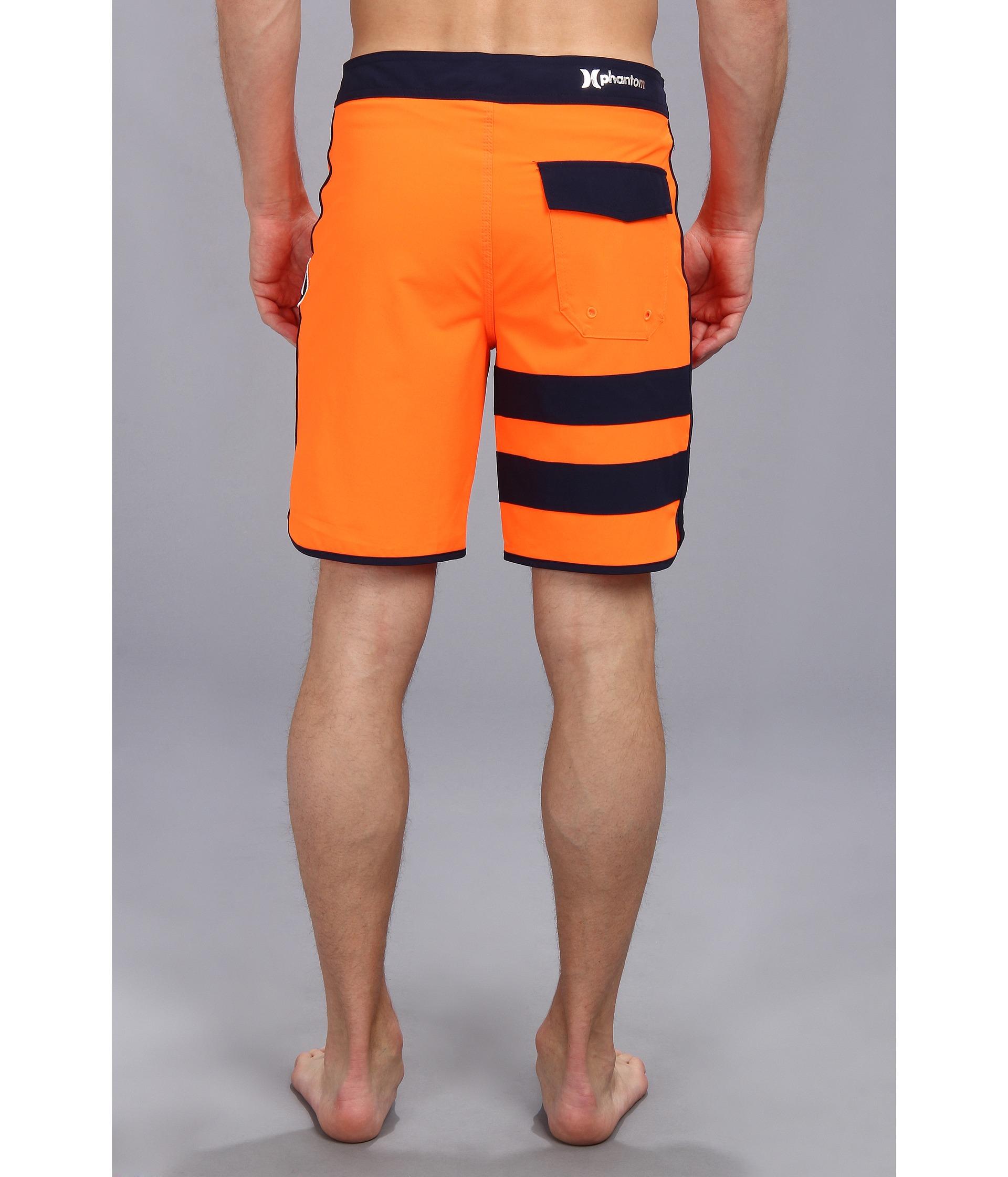 335f51f580 Hurley Phantom 60 Block Party Boardshort in Orange for Men - Lyst