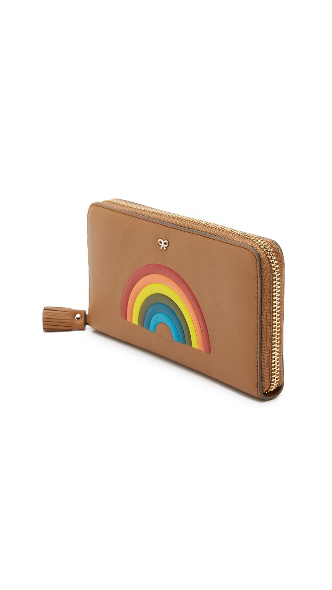 Rainbow Wink wallet Anya Hindmarch PgQwKX5y