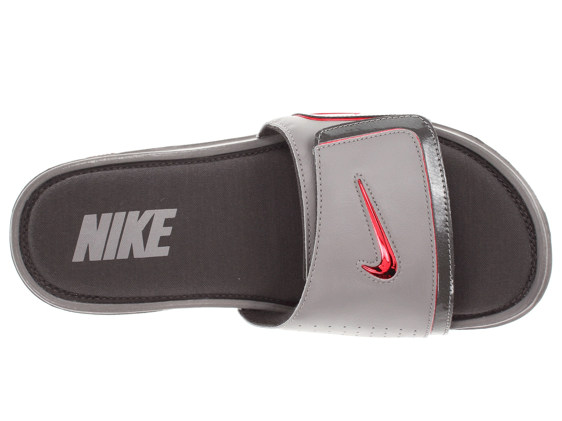 Lyst Nike Comfort Slide 2 In Gray For Men