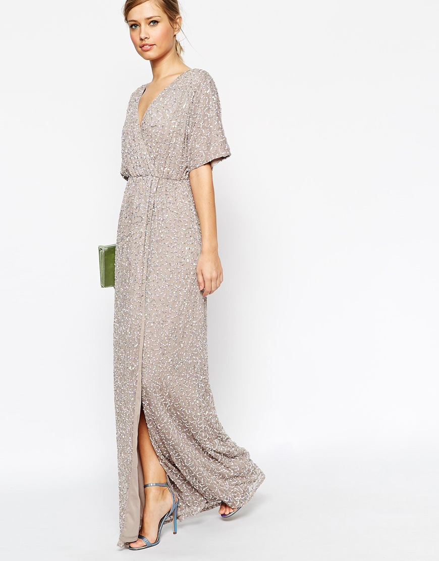 maxi dress asos in nyc