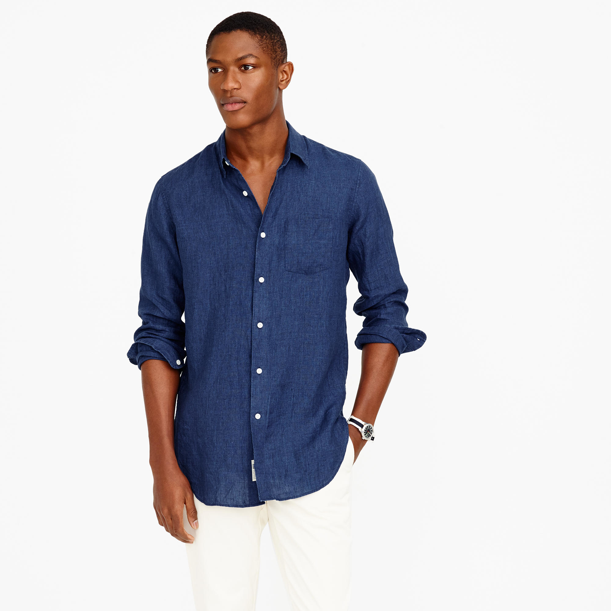 96459bc63ce Mens Irish Linen Shirts – EDGE Engineering and Consulting Limited