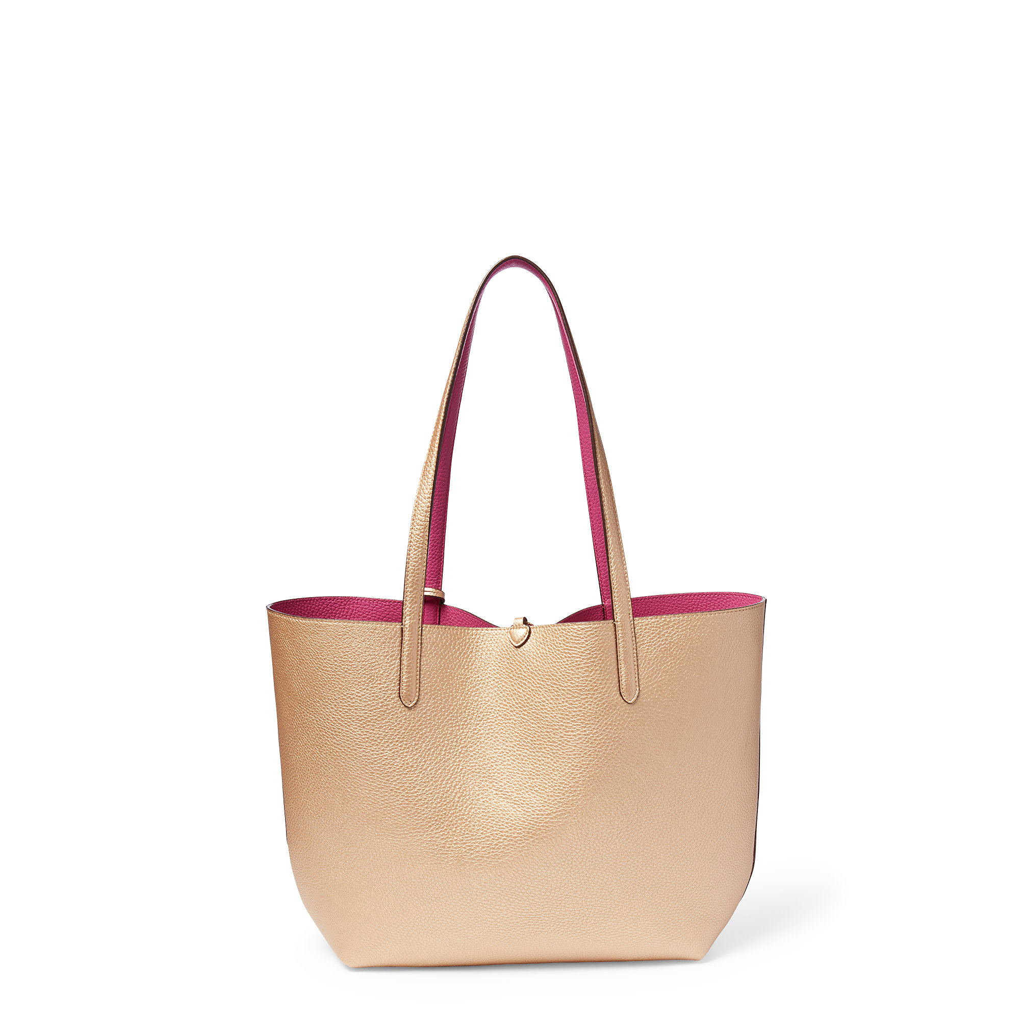 Lyst - Pink Pony Olivia Reversible Tumbled Tote in Pink 544dd3f2f0118