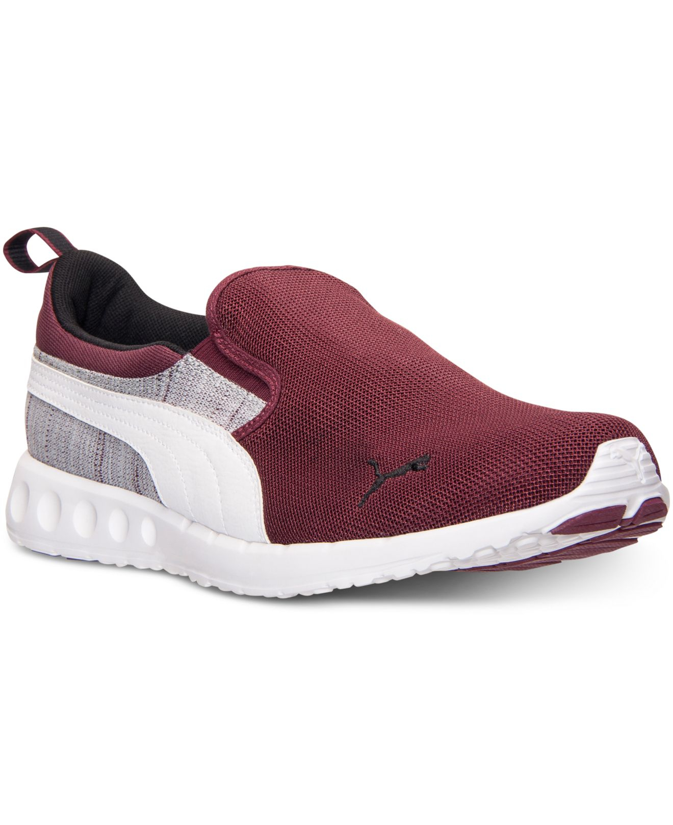 s carson runner slip on casual sneakers from