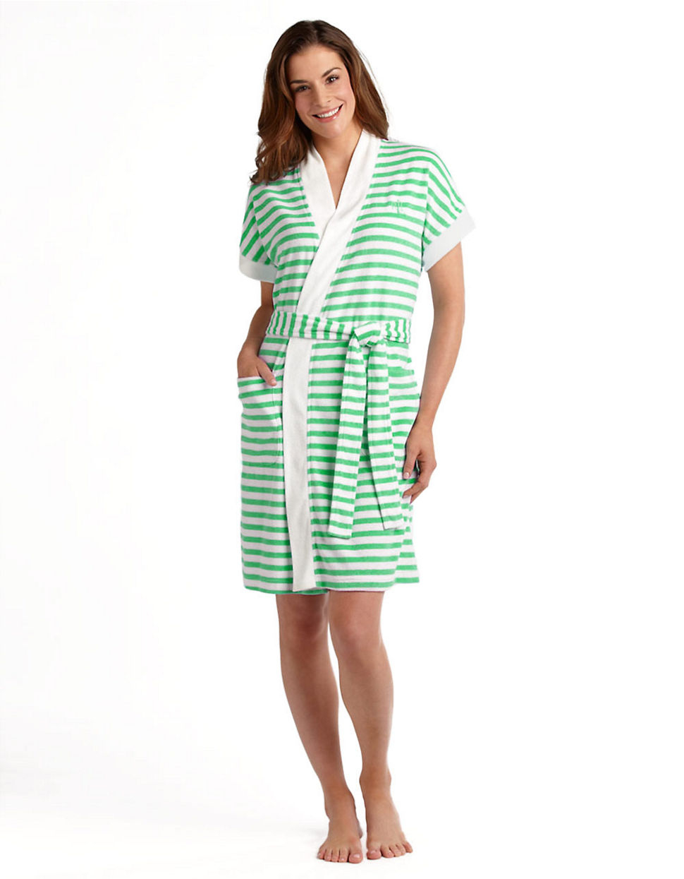 gallery - Terry Cloth Robe