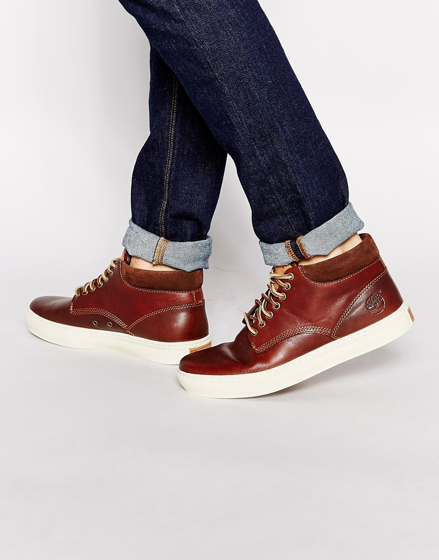 Lyst Timberland Earthkeepers Cupsole Chukka Boots In