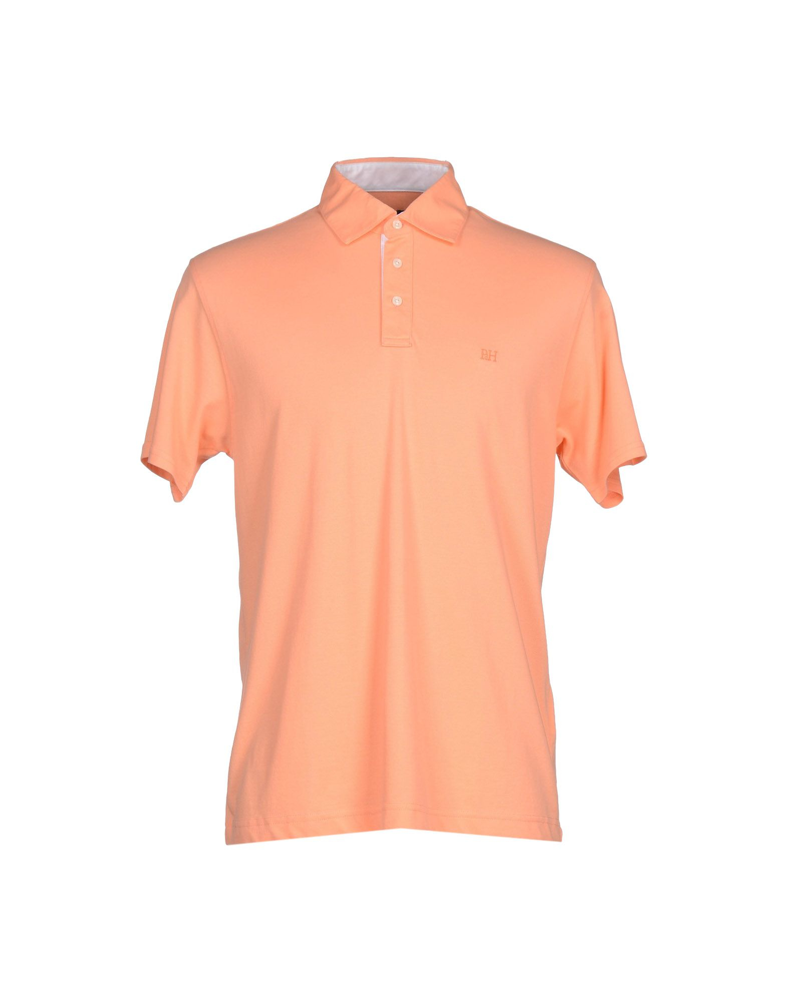 Pedro Del Hierro Madrid Polo Shirt In Pink For Men Lyst