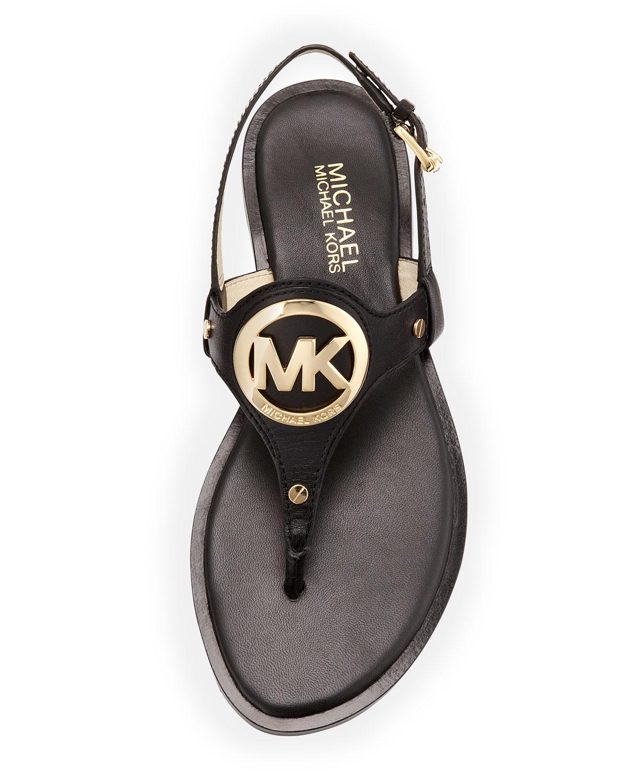 Black sandals michael kors - Gallery