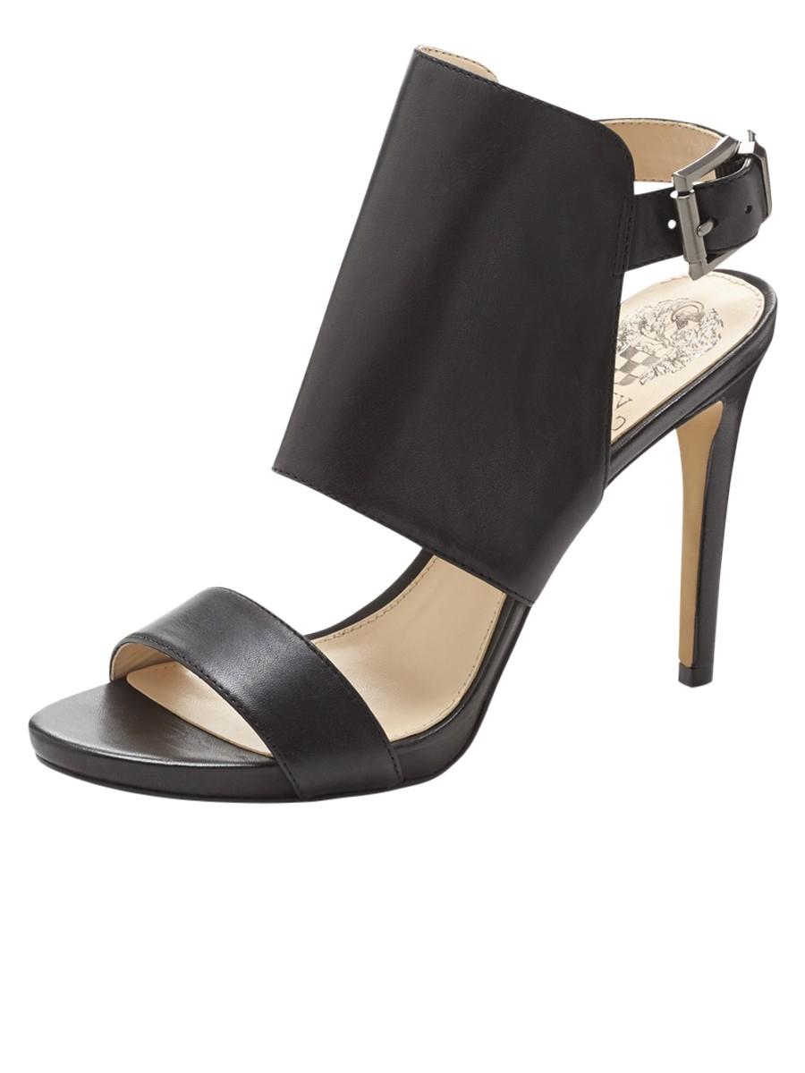Vince Camuto Fandy Sandal In Black Lyst