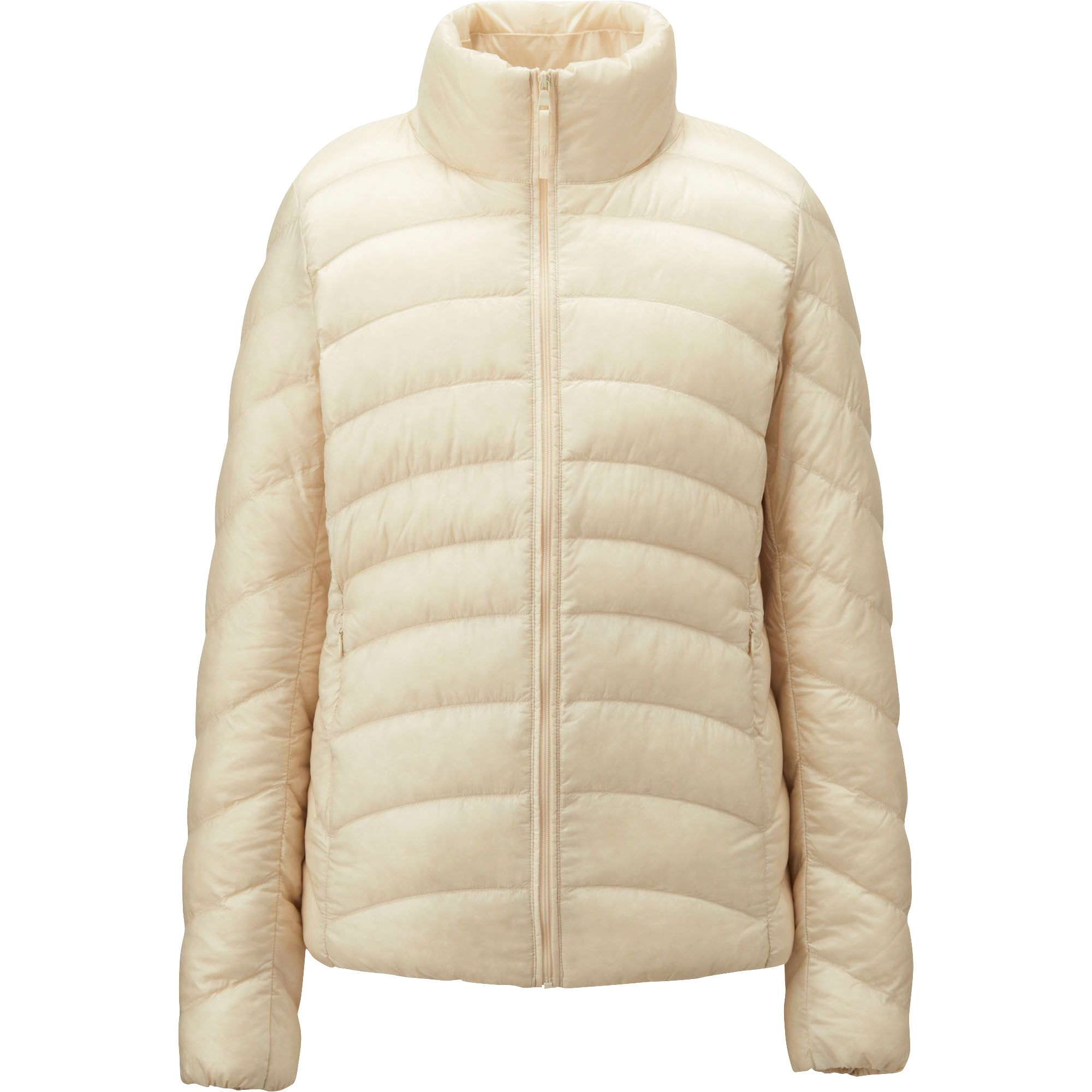 uniqlo ultra light down jacket in white off white. Black Bedroom Furniture Sets. Home Design Ideas