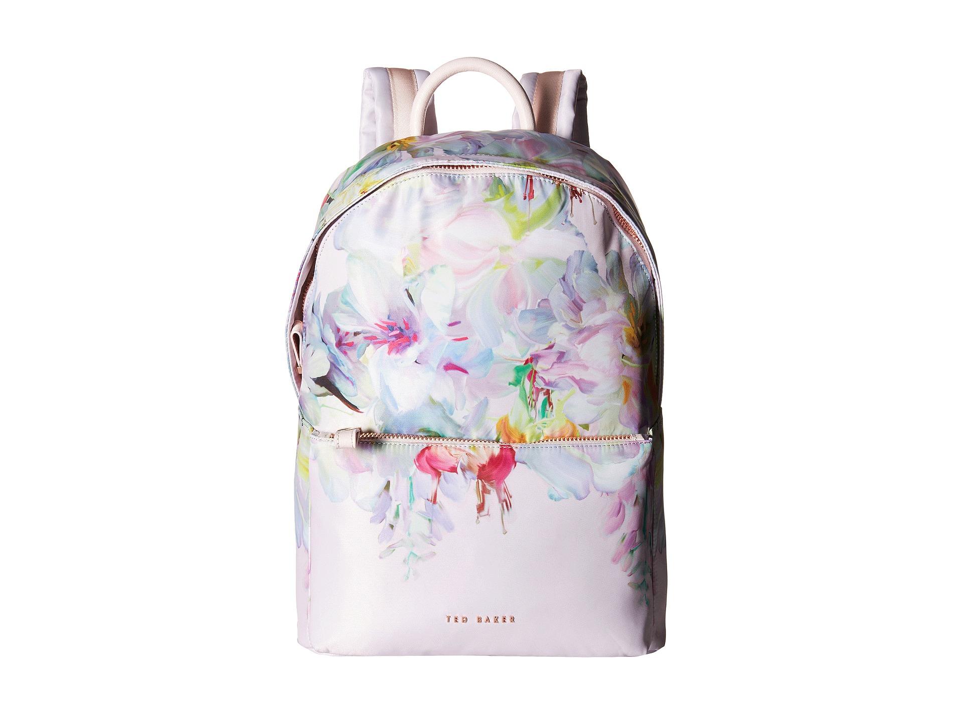 Ted Baker Pink Backpack Ted Baker Women S Rammira Light