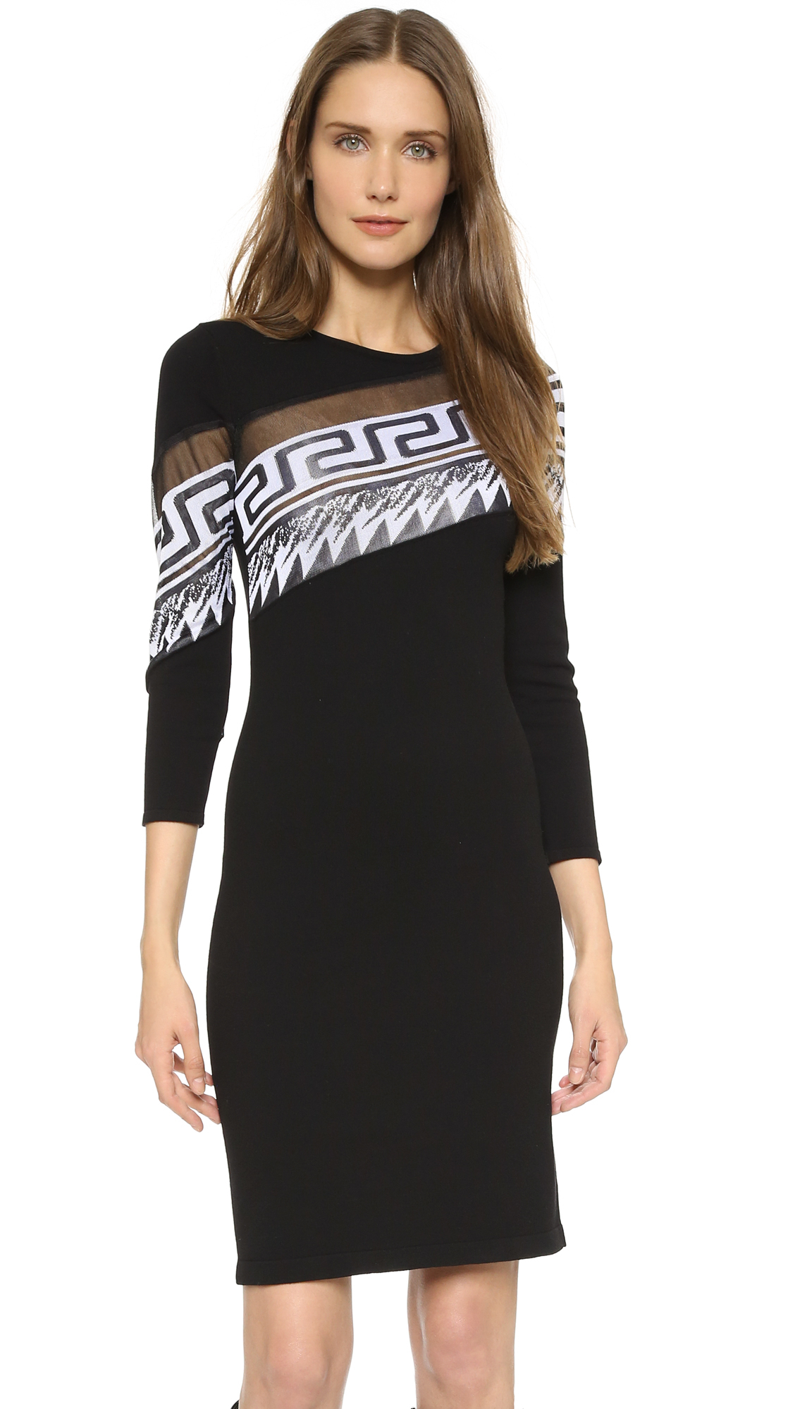 Shop long sleeve knit dress at Neiman Marcus, where you will find free shipping on the latest in fashion from top designers.