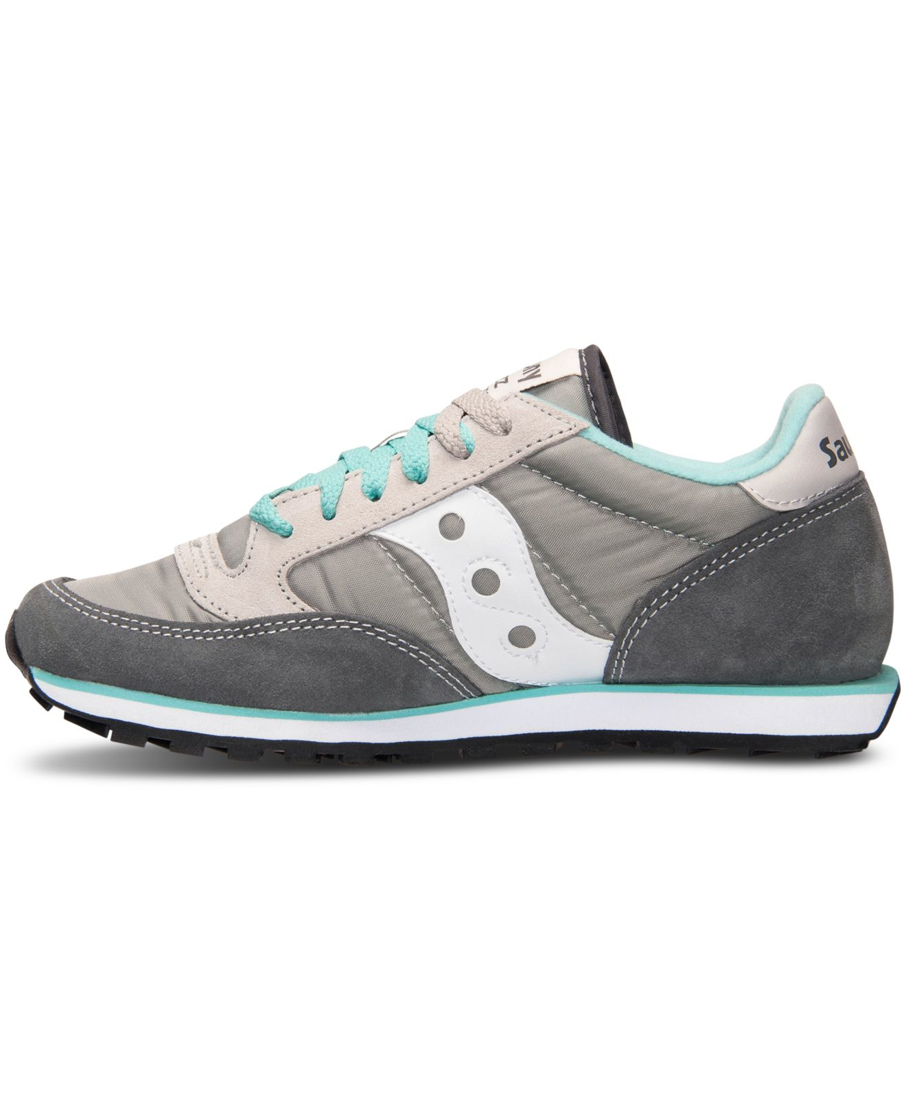 saucony s jazz lo pro casual sneakers from finish