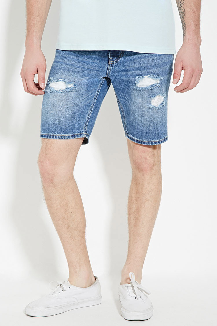 Find distressed denim shorts men at ShopStyle. Shop the latest collection of distressed denim shorts men from the most popular stores - all in one.