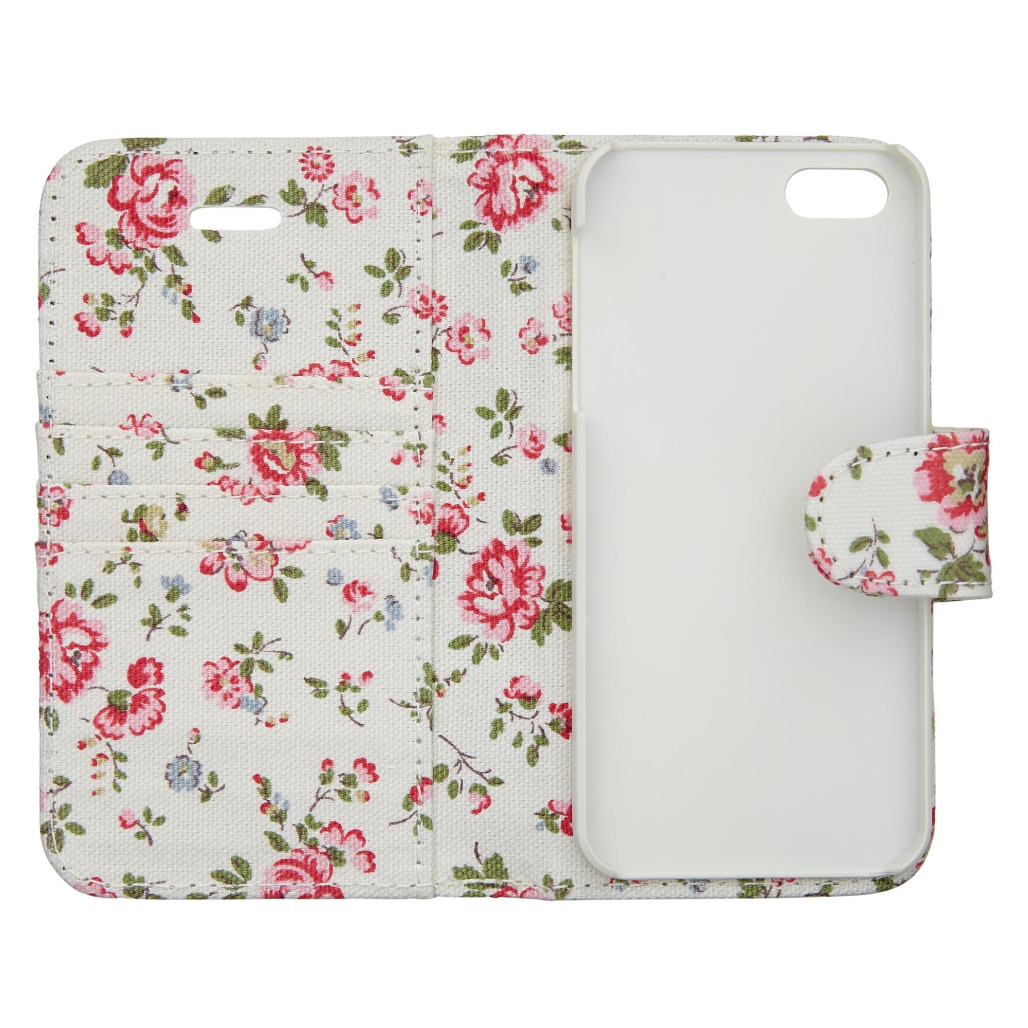 Cath Kidston Bramley Print Iphone 5 Case - Lyst bbf70cf99c