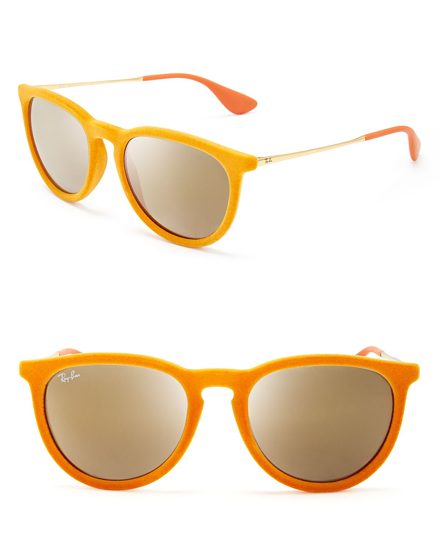 ray ban velvet round keyhole sunglasses  ray ban sunglasses jabong