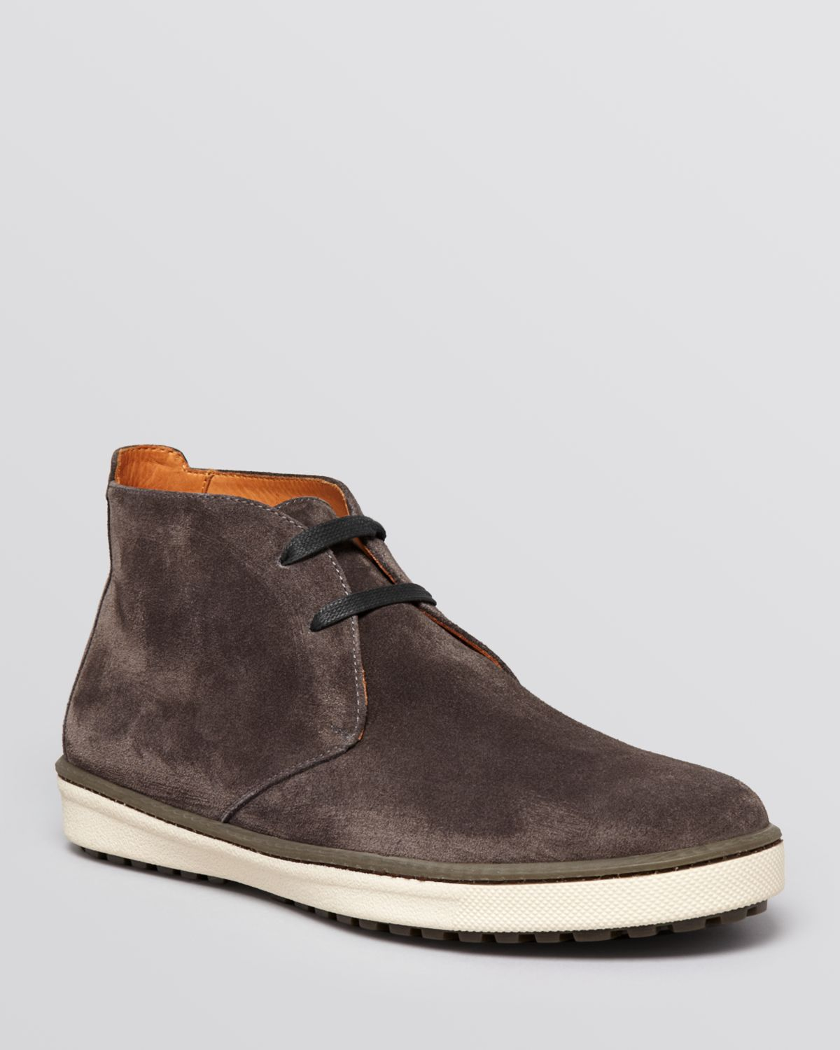 Vince Blake Sport Suede Chukka Boots In Brown For Men