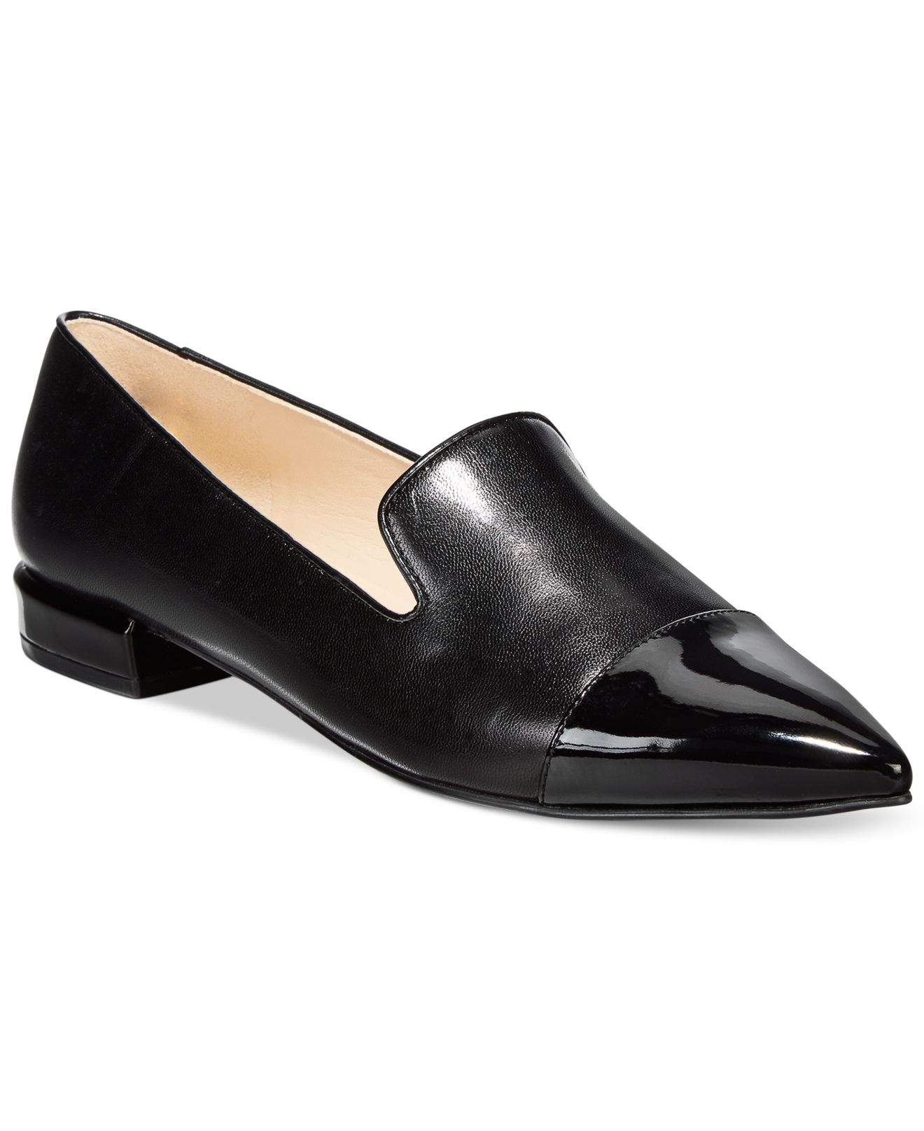 Crafted from soft black leather in a classic silhouette, the Packham Loafer is an effortless wardrobe essential, perfect for workwear and weekends alike. Madeline Black Leather Pointed Toe Flat. Black Leather. $ BECOME A. Wittner Co. Member. Step up and experience higher rewards. Join Now. Wittner supports you.