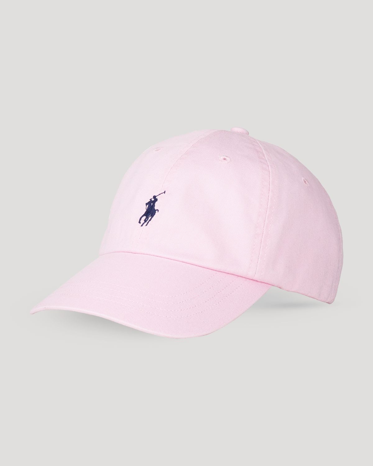 Lyst - Ralph Lauren Polo Classic Chino Sports Cap in Pink for Men 39050cab2c54