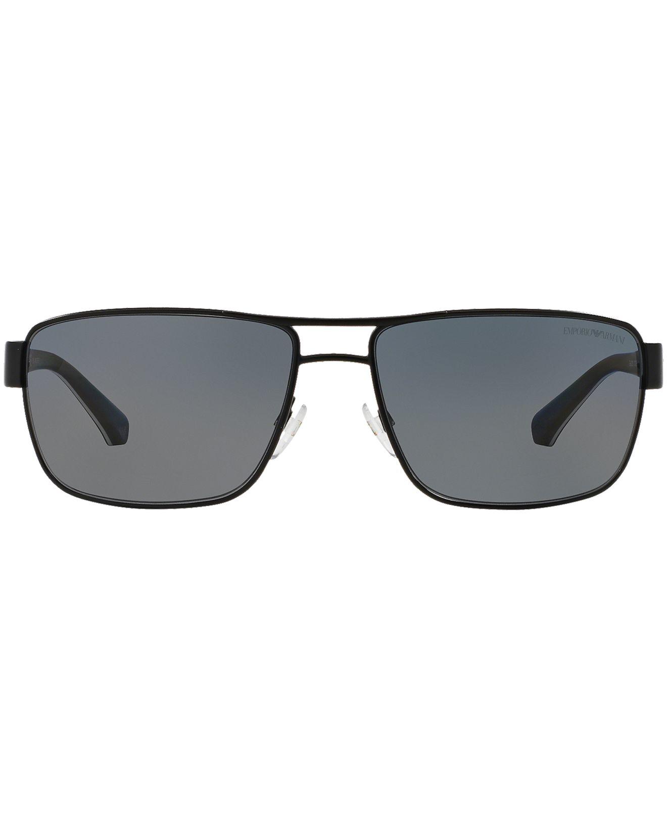 18c2d6e556d9 Lyst - Emporio Armani Emporio Ea2031 62 in Black for Men
