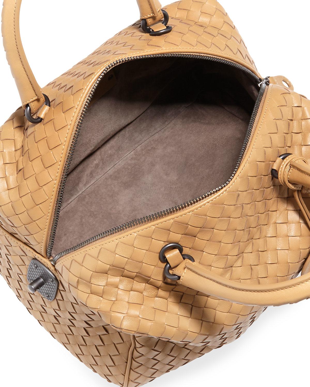 af41117e93 Lyst - Bottega Veneta Olimpia Medium Napa Leather Shoulder Bag in ...