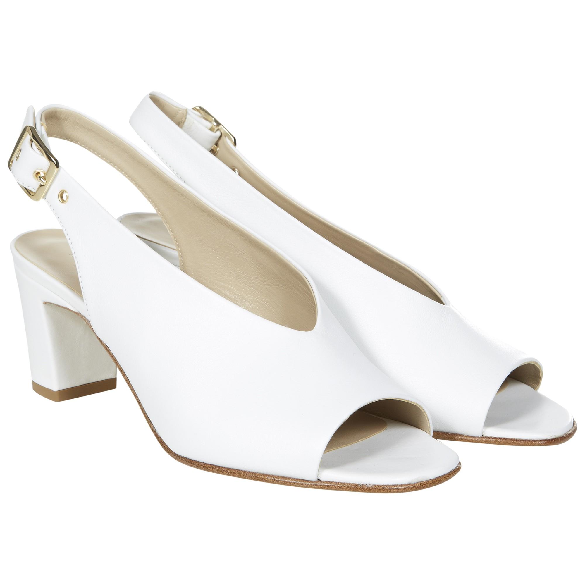 9ce6e11b707 Hobbs Kali Sandals in White - Lyst