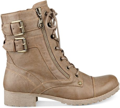 G By Guess Bruze Womens Fashion Ankle Boots