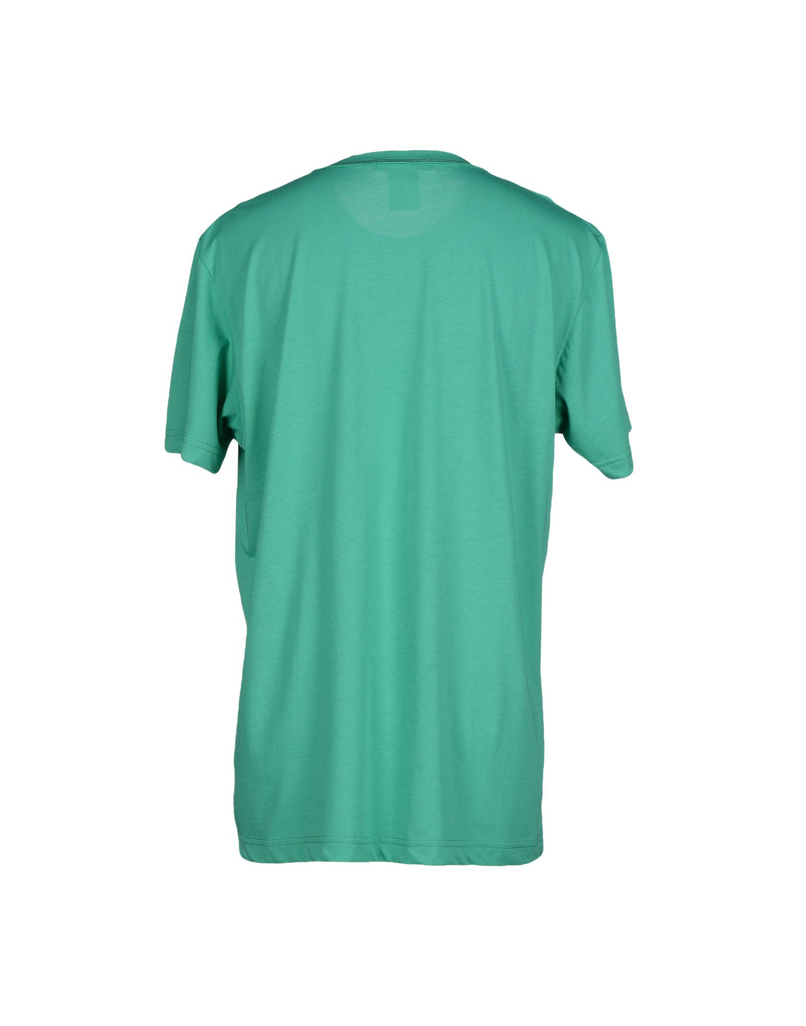 balmain t shirt in green for men light green lyst. Black Bedroom Furniture Sets. Home Design Ideas