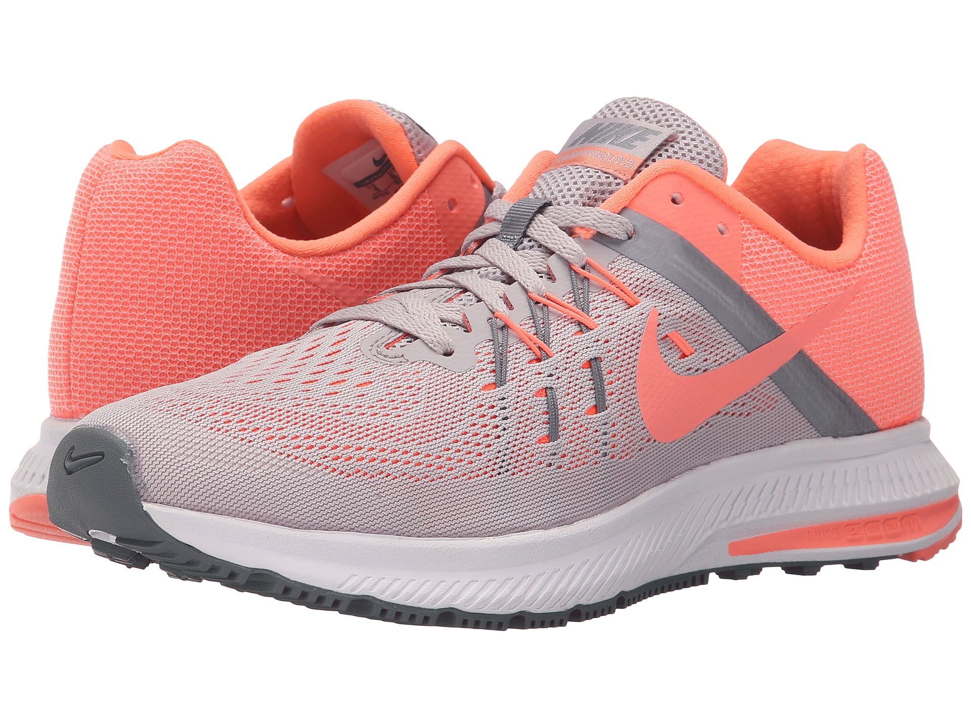 online retailer 8d988 c0670 ... germany lyst nike zoom winflo 2 in pink 013bd f437a