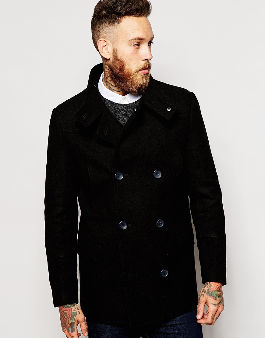 Find great deals on eBay for black peacoat. Shop with confidence.