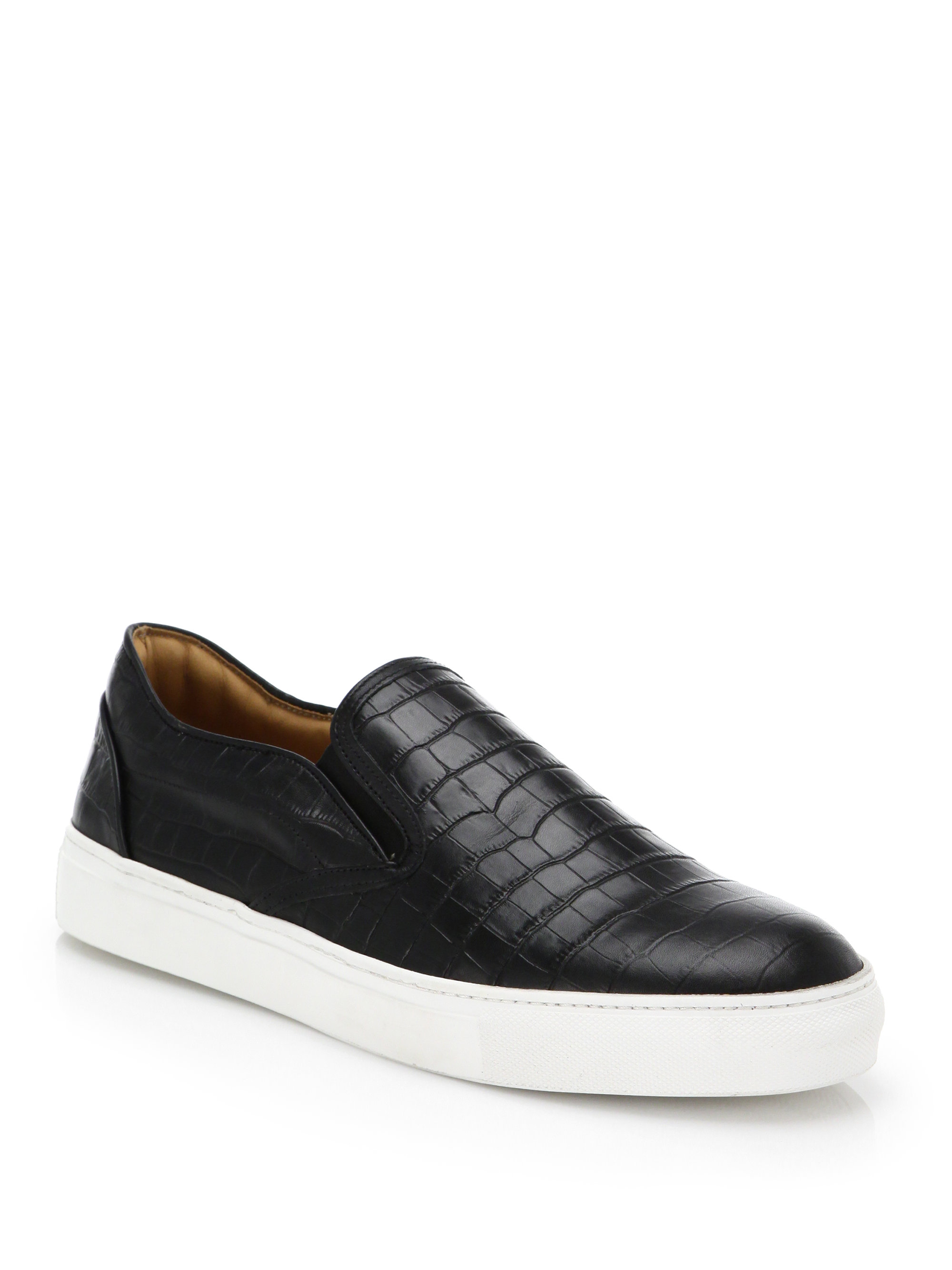 Black leather slip on sneakers - 12 results from brands Keds, products like Women's Keds Tiebreak Sneaker - Black (Leather) Slip-on Shoes, Women's Keds Prestige Sneaker - Black Leather Casual Shoes, Champion Originals - Black - Keds Sneakers, Shoes - By KEDS.