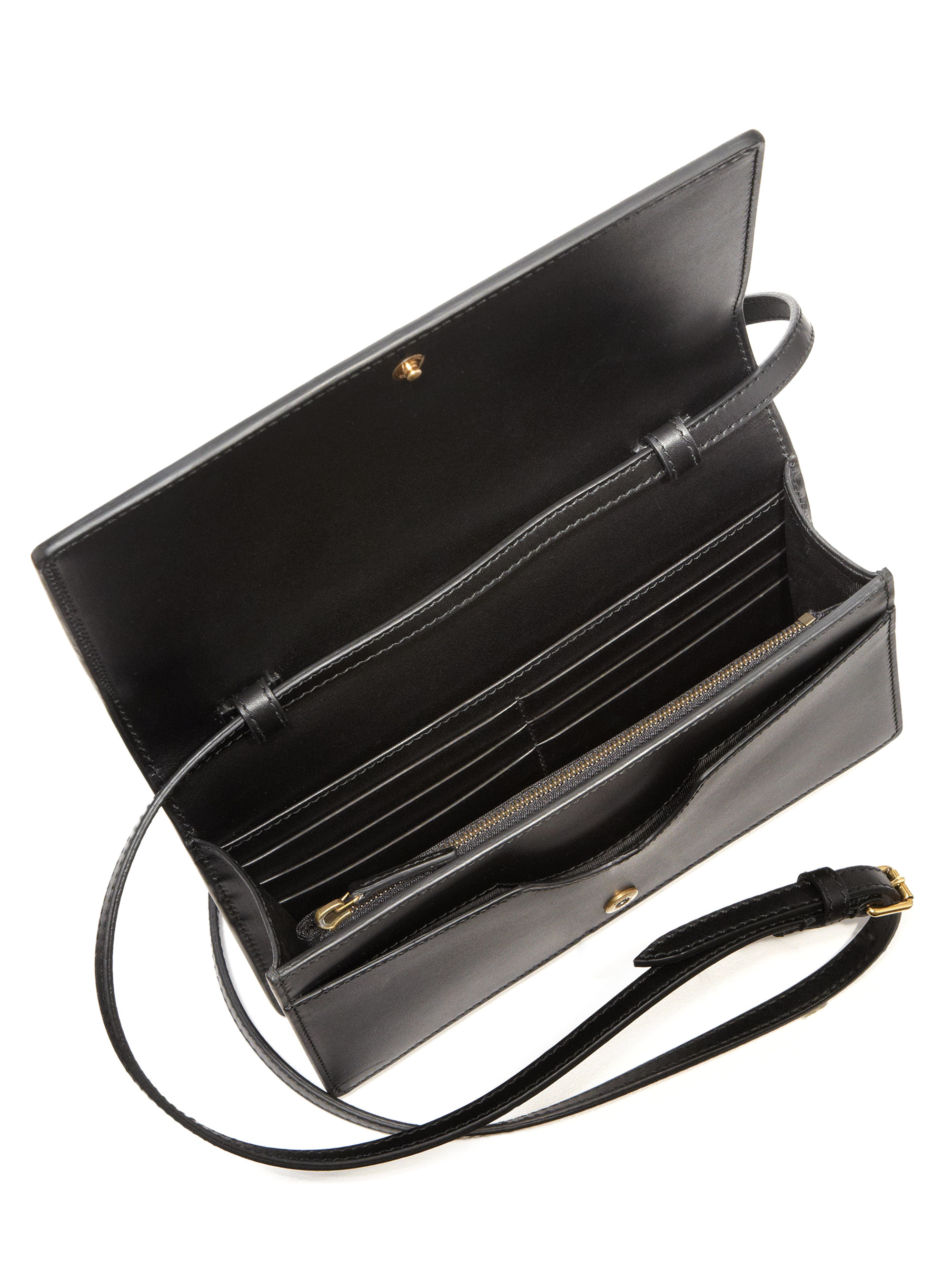 eed4a19ba476 Gucci Vintage Web Wallet With Strap | Stanford Center for ...