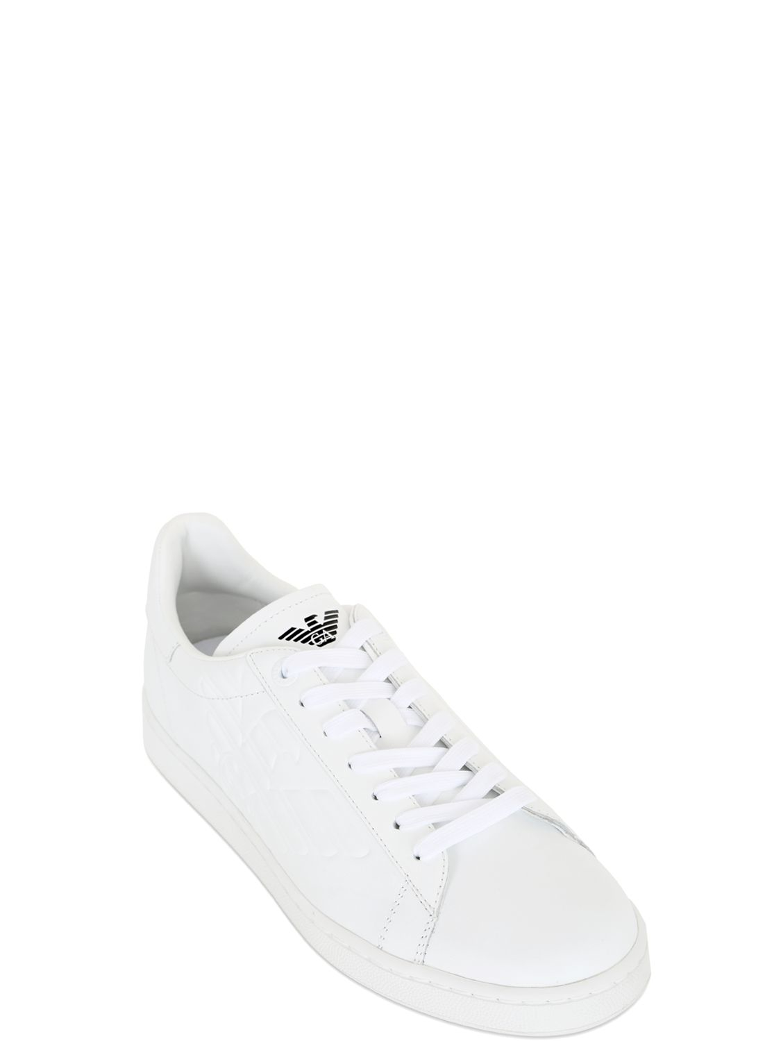 Emporio Armani classic logo sneakers sale great deals cheap sale amazing price discount top quality outlet pay with paypal 0yPKF2riu