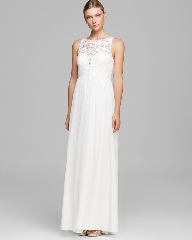 Aidan Mattox Gowns Ivory 2014_Other dresses_dressesss