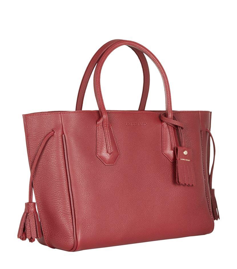 779dca2b5e18 Longchamp Penelope Tote Bag in Purple - Lyst