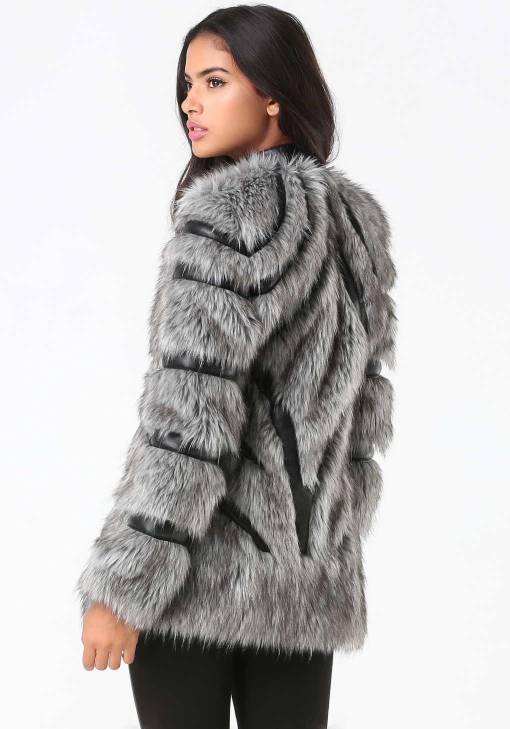 Free shipping and returns on Women's Black Fur & Faux-Fur Coats & Jackets at obmenvisitami.tk