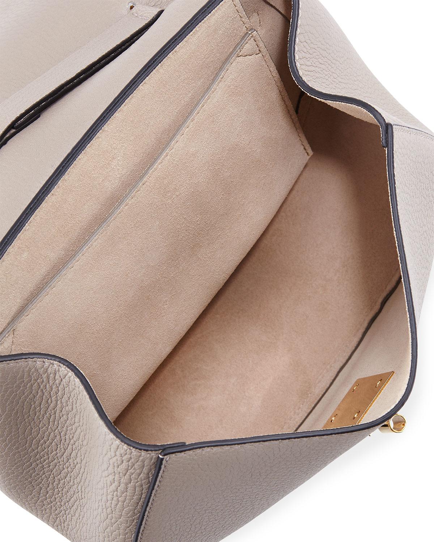 chloe drew small calfskin saddle bag chloe marcie small. Black Bedroom Furniture Sets. Home Design Ideas
