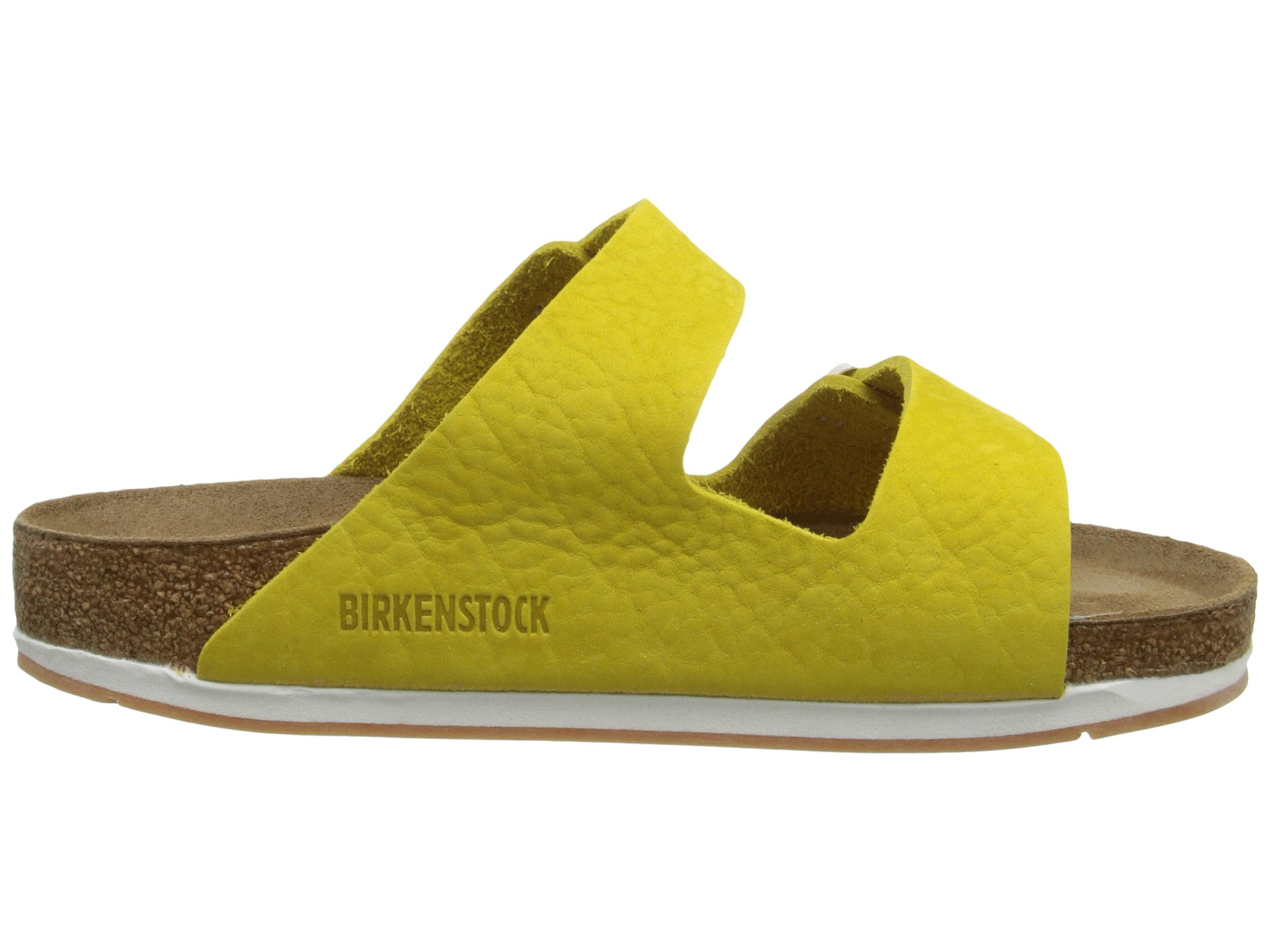 Birkenstock Arizona Soft Footbed Leather Unisex In