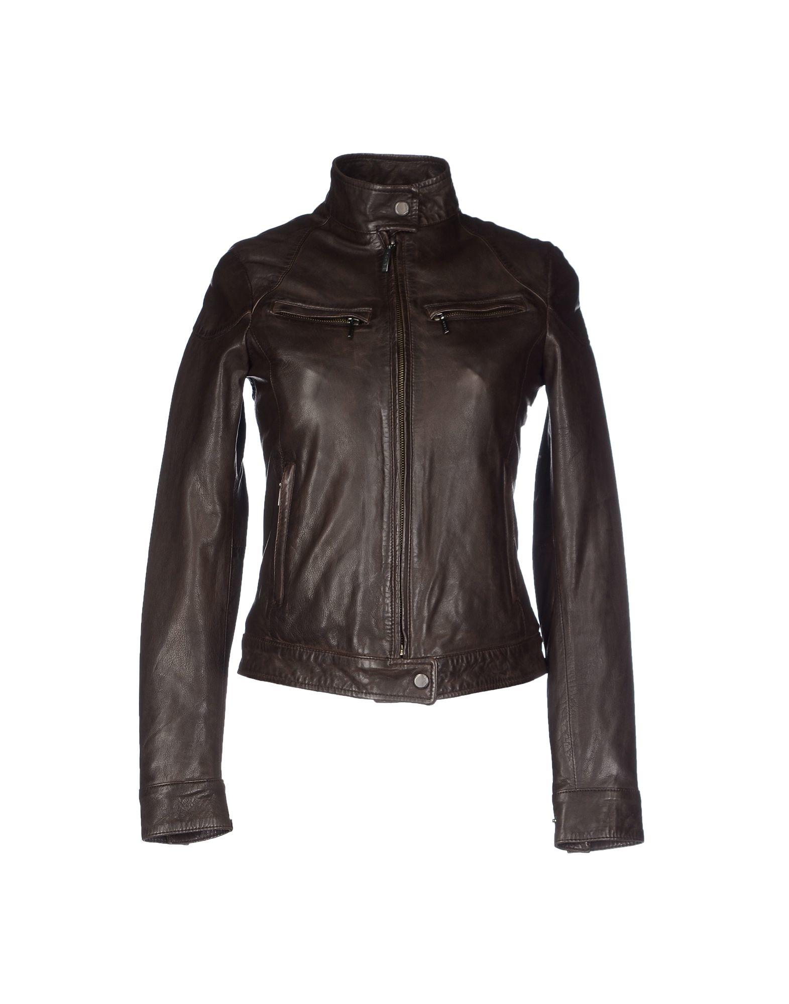 Brema Jacket in Brown
