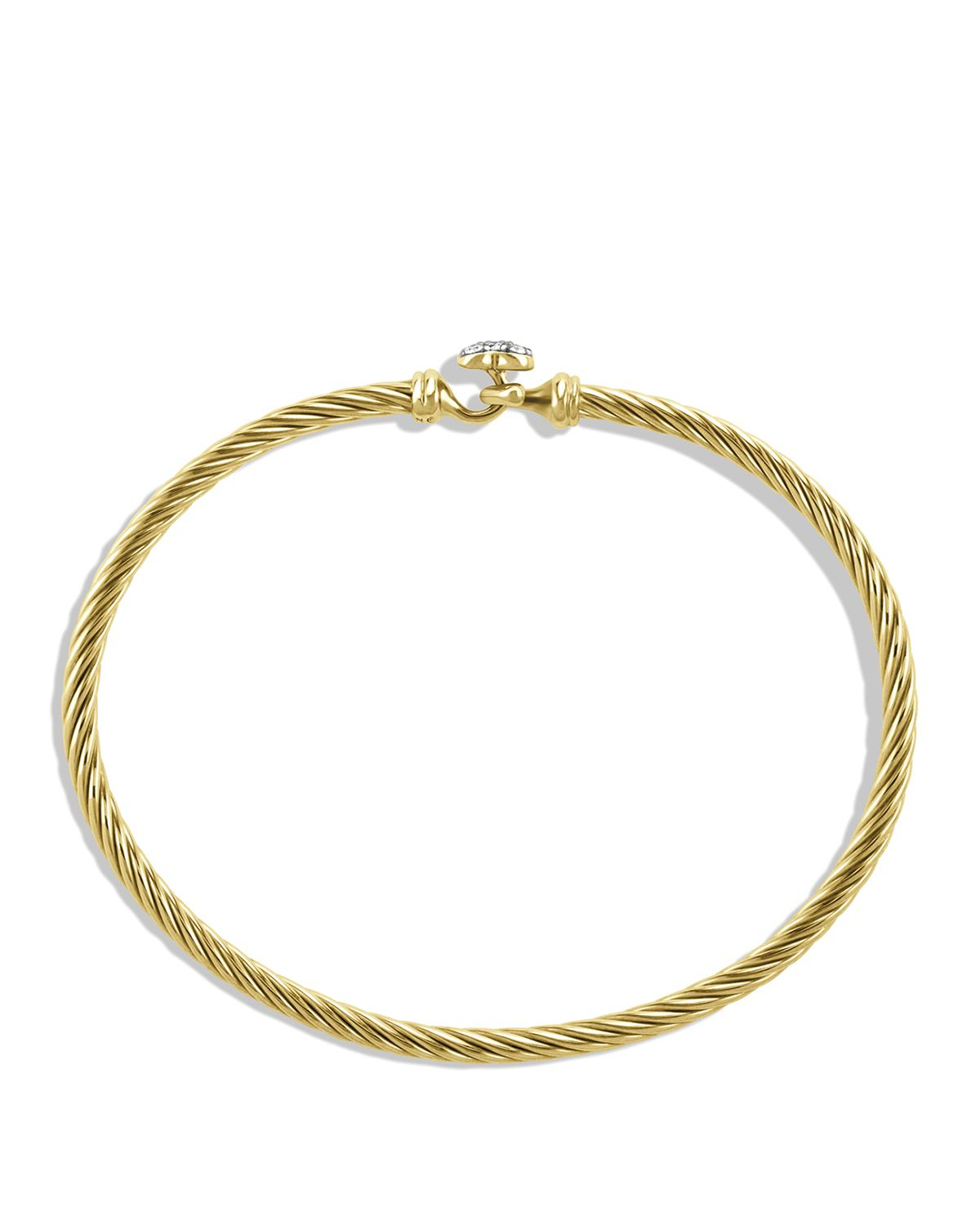 Replica David Yurman Cable Bracelet - Collectible Crystal ...