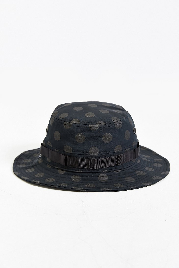 6466216d1a7 Lyst - Hall of Fame 3M Reflective Dot Boonie Hat in Black for Men