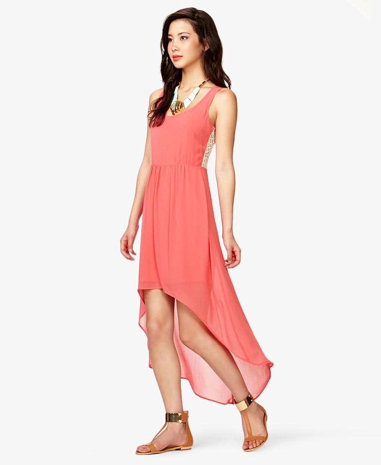 High Low Dresses Forever 21 Online