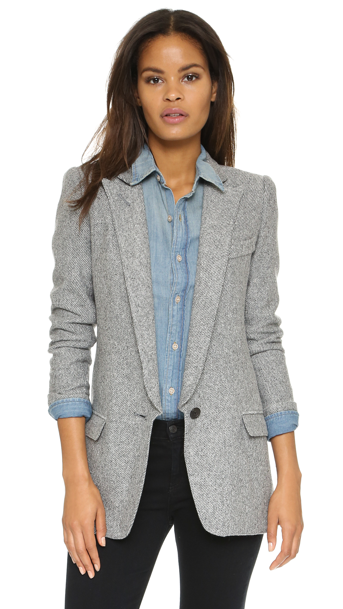 Free shipping and returns on Women's Tweed Coats, Jackets & Blazers at loadingtag.ga