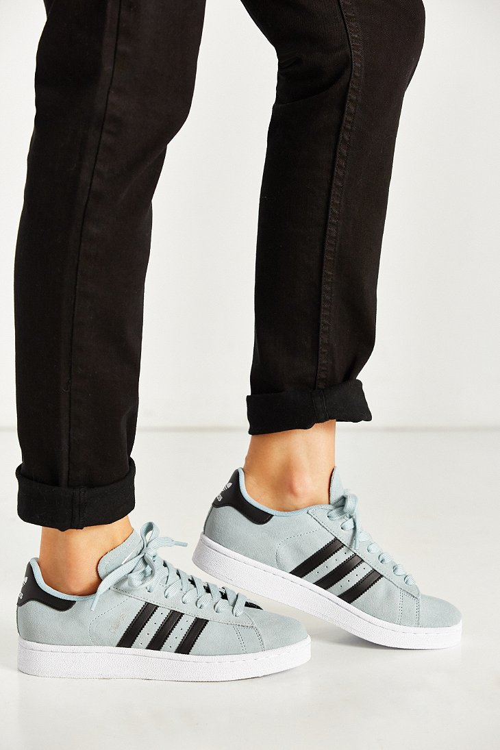 adidas campus sneakers grey womens