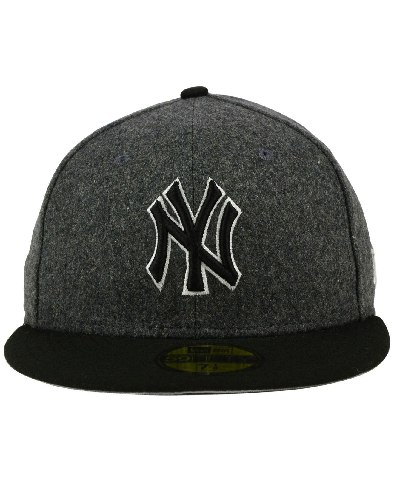 brand new 340b4 2bef3 Lyst - KTZ New York Yankees Shader Melt 59fifty Cap in Gray for Men