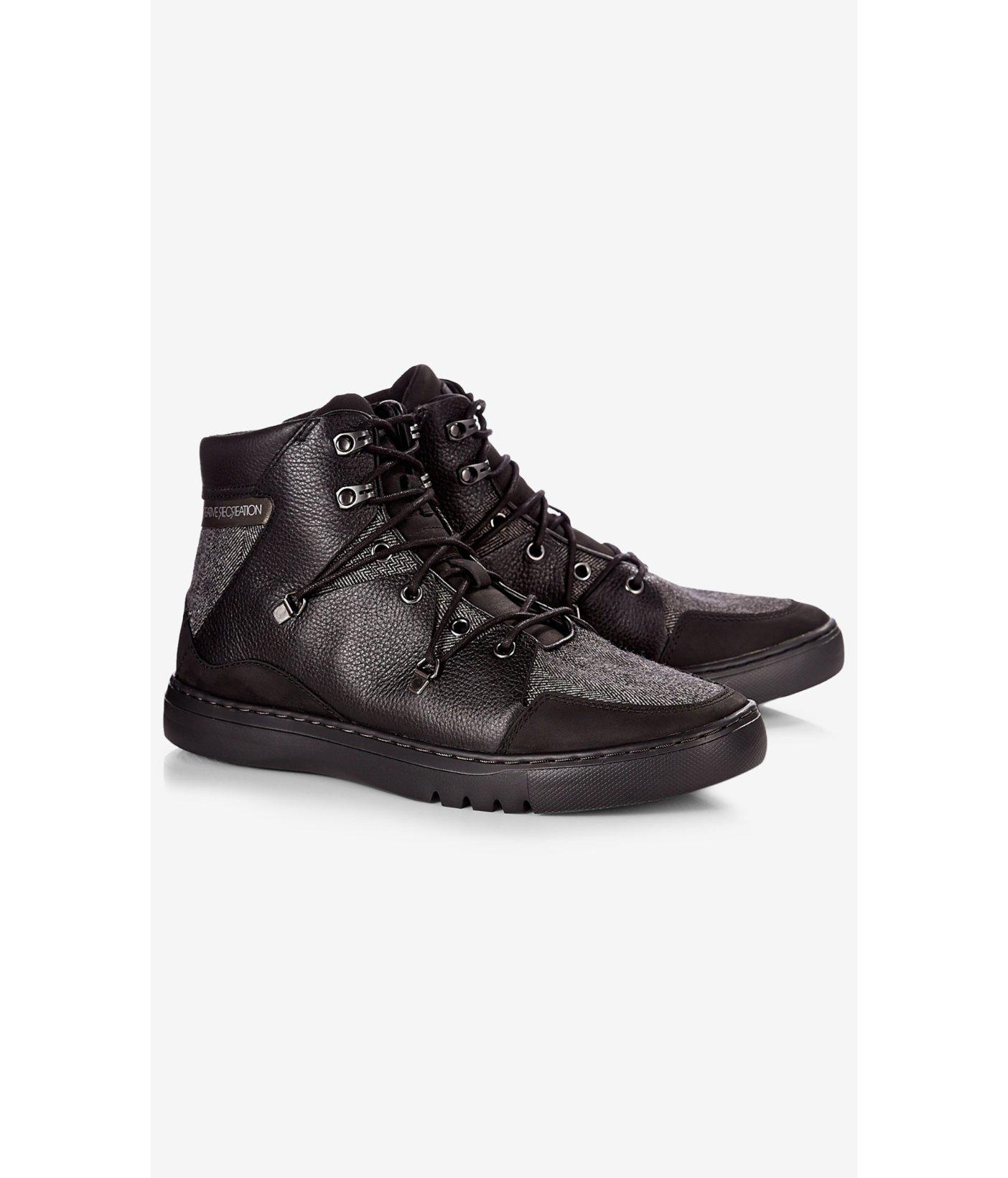 Bed Stu Quest Black Boots
